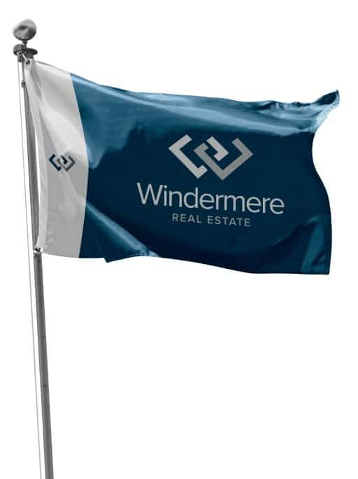 Houses for sale flag-Windermere